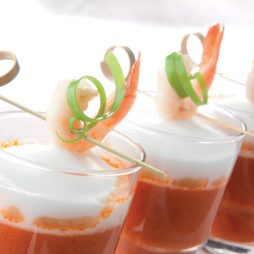 receept Tomatencappuccino van Italian Residence vakantiehuizen italië