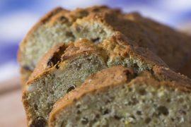 Recept courgette cake van de Smaak van Italian Residence vakantiehuizen Italië