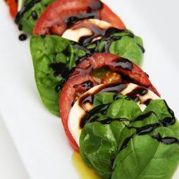 recept voorgerecht salade caprese van Italian Residence vakantiehuizen in Italië