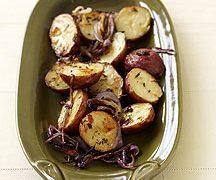 Recept bijgerecht aardappels met rozemarijn van Italian Residence vakantiehuizen Italië