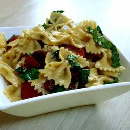 recept zomerse pasta salade van Italian Residence vakantiehuizen Italië