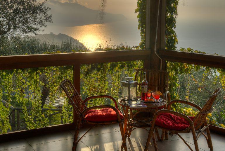 vakantiehuizen en villa's Amalfi kust Italian Residence ItaliË