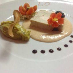 Recept Langoustine van de Chef met espuma van geitenkaas van Italian Residence Italië specialist