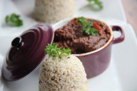 Recept Rundersukade met risotto van de Chef van de vele smaken van Italian Residence