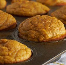 Recept Pumpkin Muffins van Italië specialist Italian Residence
