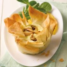 Caloriearme Geitenkaastaartjes met vijgen recept van Italian Residence vakantiehuizen Italië