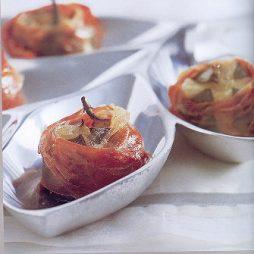 Recept Parmaham met gegrilde vijgen en fontina kaas van Italian Residence Italië specialist