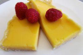 Recept italiaanse citroentaart