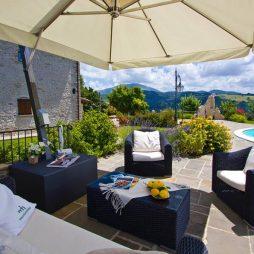 de Marche vakantiehuizen villa's en agriturismo's van Italian Residence