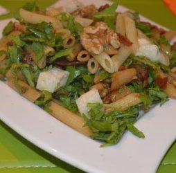 recept Fussili met gorgonzola en peer van de Smaak van Italian Residence