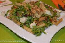 recept Fussili met gorgonzola en peer van de vele smaken van Italian Residence
