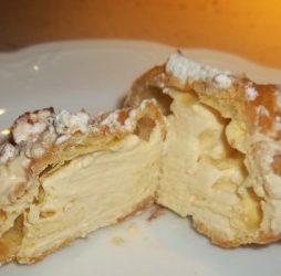 recept Café latte soesjes door de Smaak van Italian Residence vakantiehuizen italie