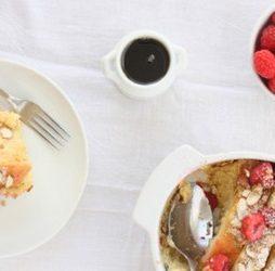 Recept wentelteefjes van suikerbrood met framboos recept van Italian Residence Italië specialist