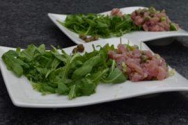 Recept Tonijn tartaar de smaak van Italian Residence