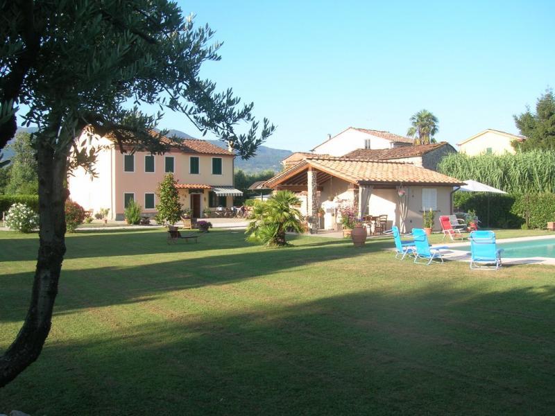vakantiehuizen villa's agriturismo Lucca Toscane Garfagnana Italie door Italian Residence