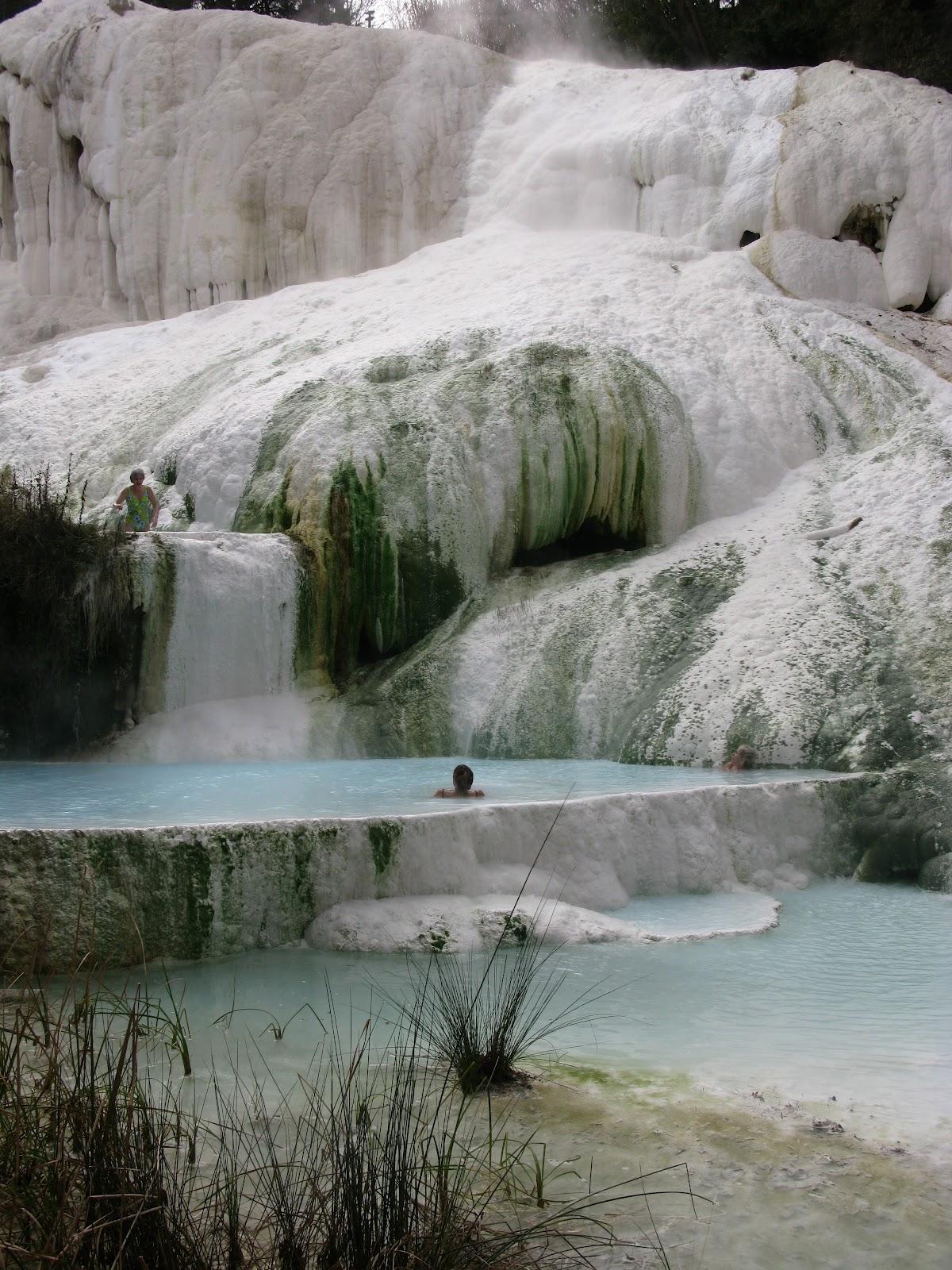 3 mooiste thermen en spa's in de regio Val D'Orcia (Siena) - Italie. Boek een vakantiehuis in deze regio bij Italian Residence
