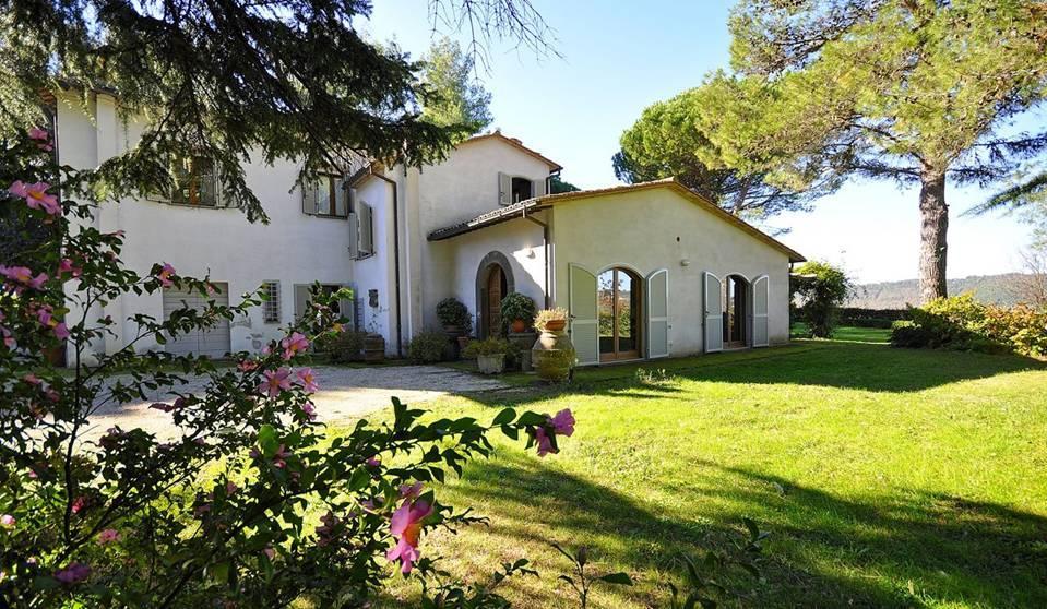 Vakantie villa Toscane Umbrie de beste vakantiehuizen van Italian Residence italie specialist