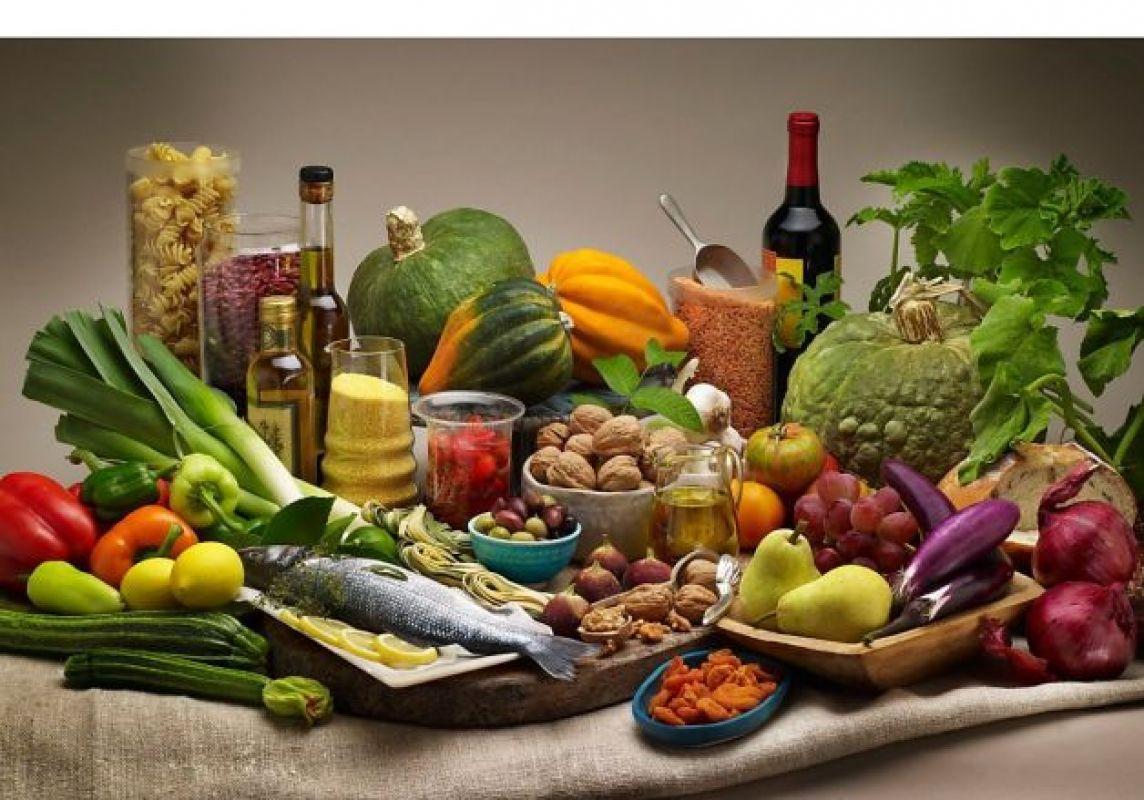 koken en eten volgens het Mediterraan dieet met de smaak van Italian Residence