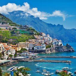 Vakantie huizen appartementen aan de Amalfi kust Italie van Italian Residence