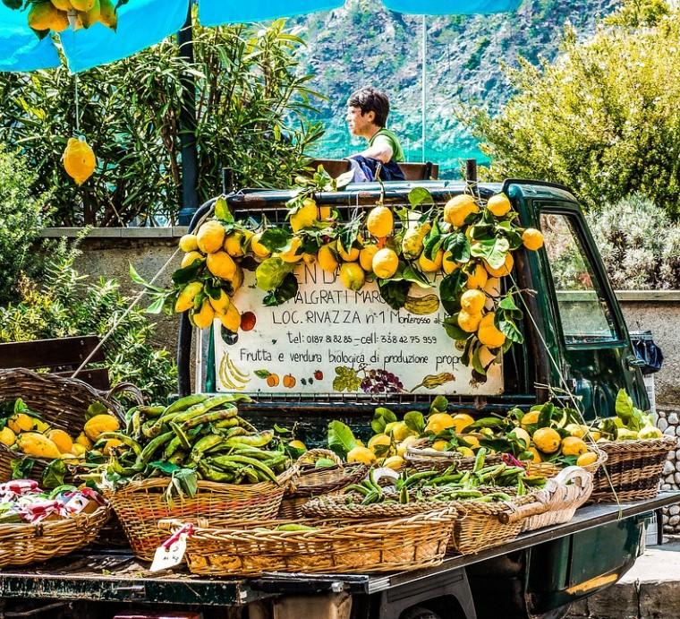 vakantie huizen Amalfi kust Italie van Italian Residence