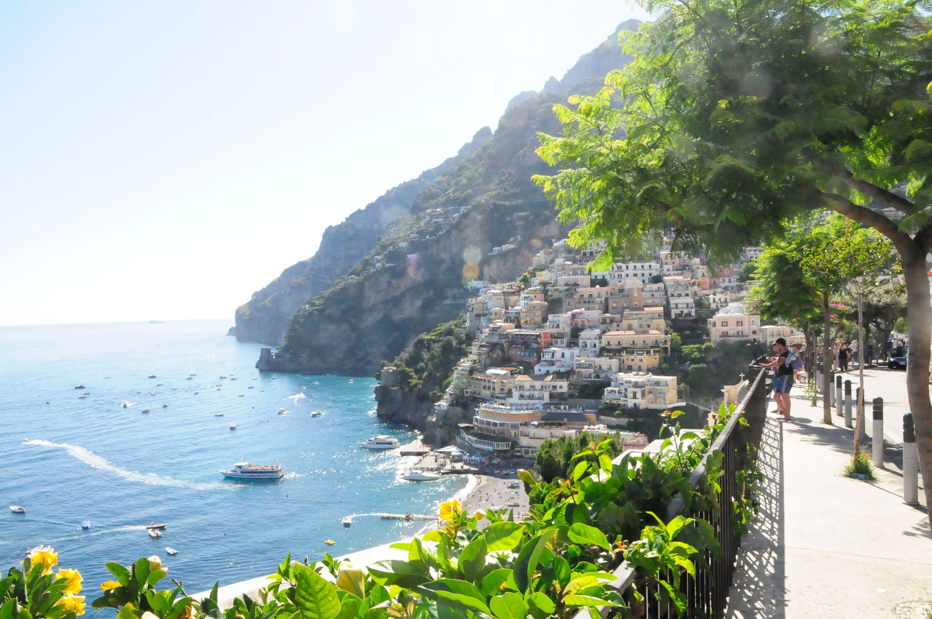 Positano Amalfi Kust Italie vakantiehuizen van Italian Residence