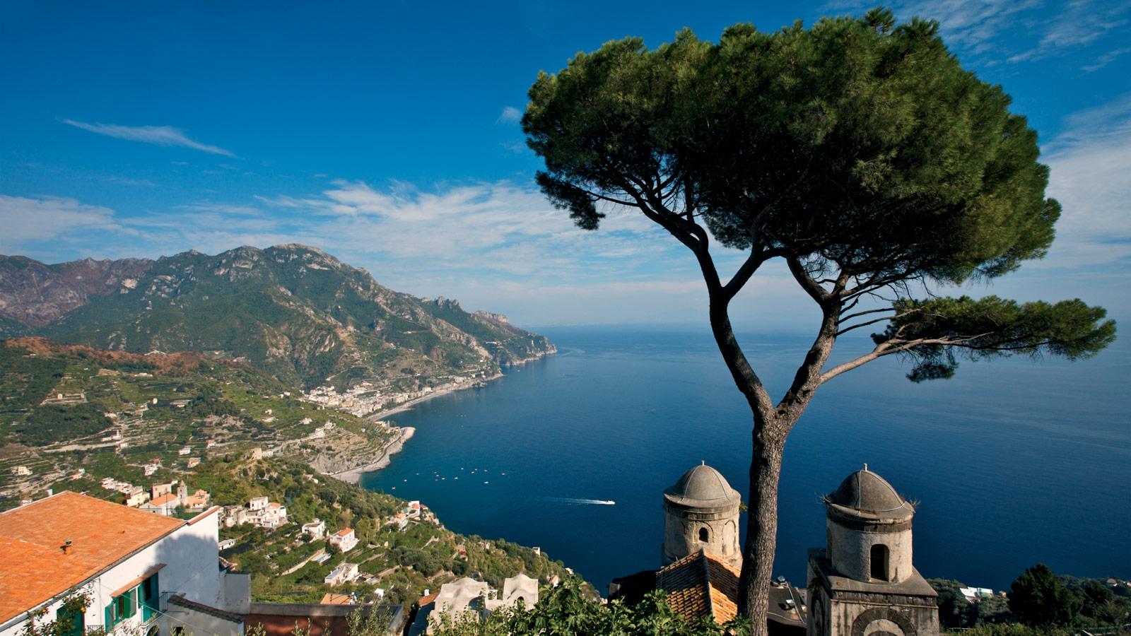 Amalfi kust vakantiehuizen en appartementen van Italian Residence