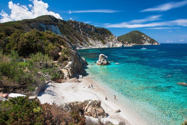 vakantie huizen huren Italie kust Elba Italian Residence