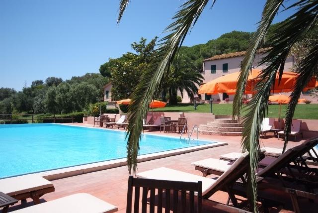 Elba strand vakantie huis agriturismo italie Italian Residence