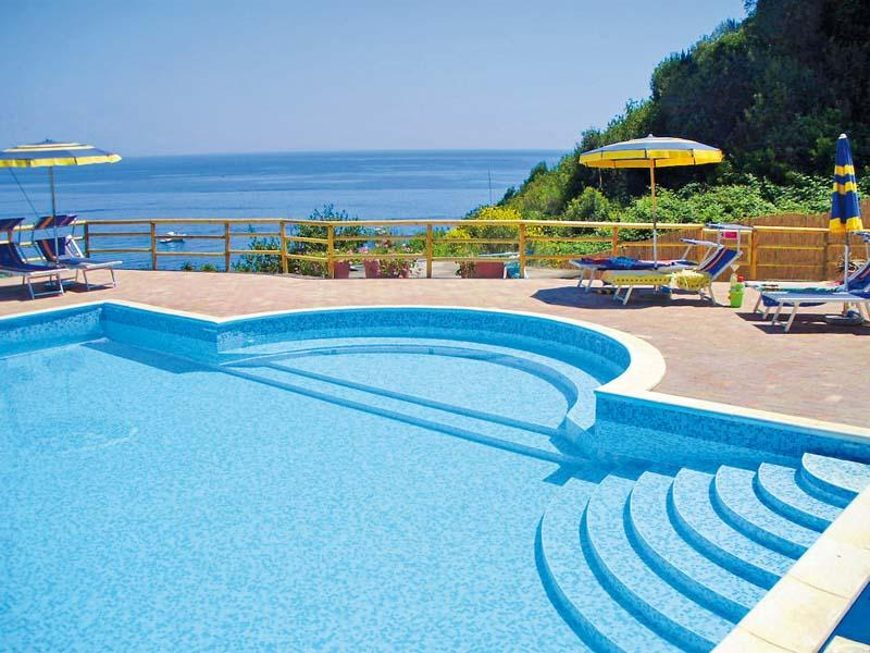 vakantie huis agriturismo Elba Italie kust Italian Residence