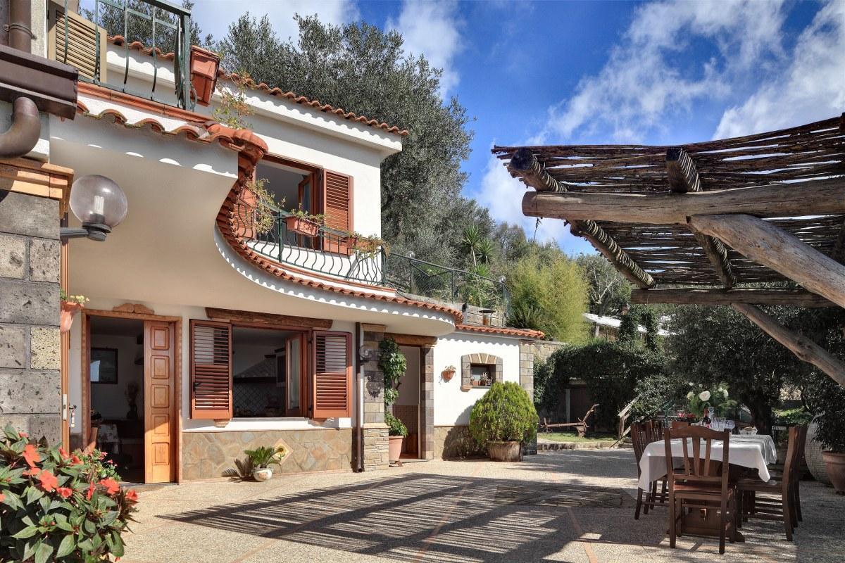 amalfi kust Italie vakantiehuizen