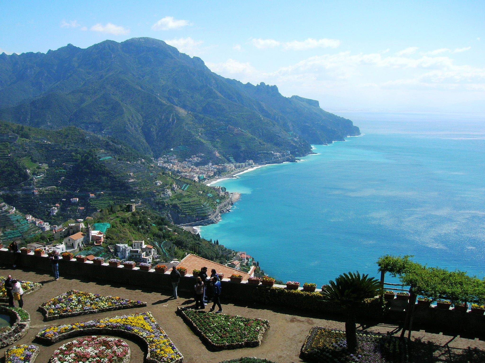 Vakantiehuizen vakantie appartementen langse de Amalfi kust van Italian Residence