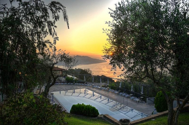 vakantie huis appartement Amalfi kust Italie