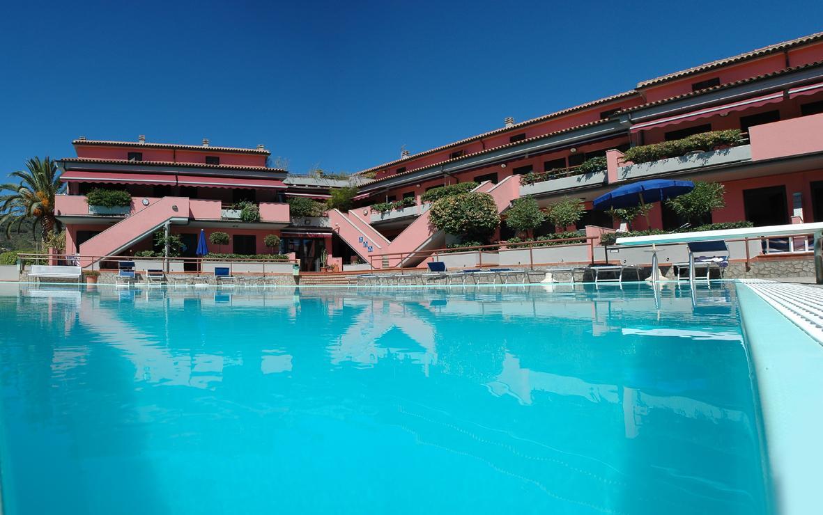 vakantie appartement huren kust Italie Elba Italian Residence