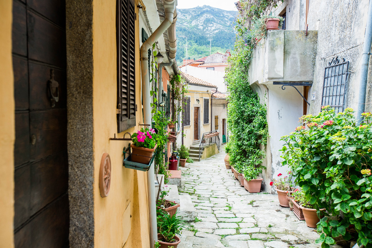 vakantie huizen appartementen agriturismo huren Italie Elba Italian Residence
