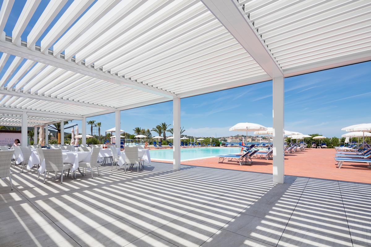 Vakantie italie strand Elba appartementen Italian Residence