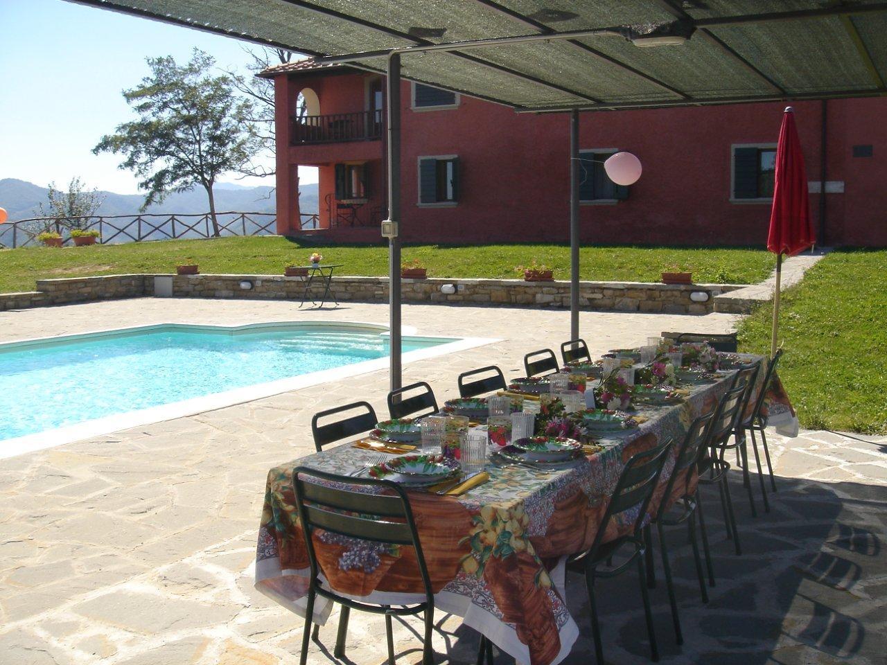 Vakantiehuis Italian Residence Este-Alta