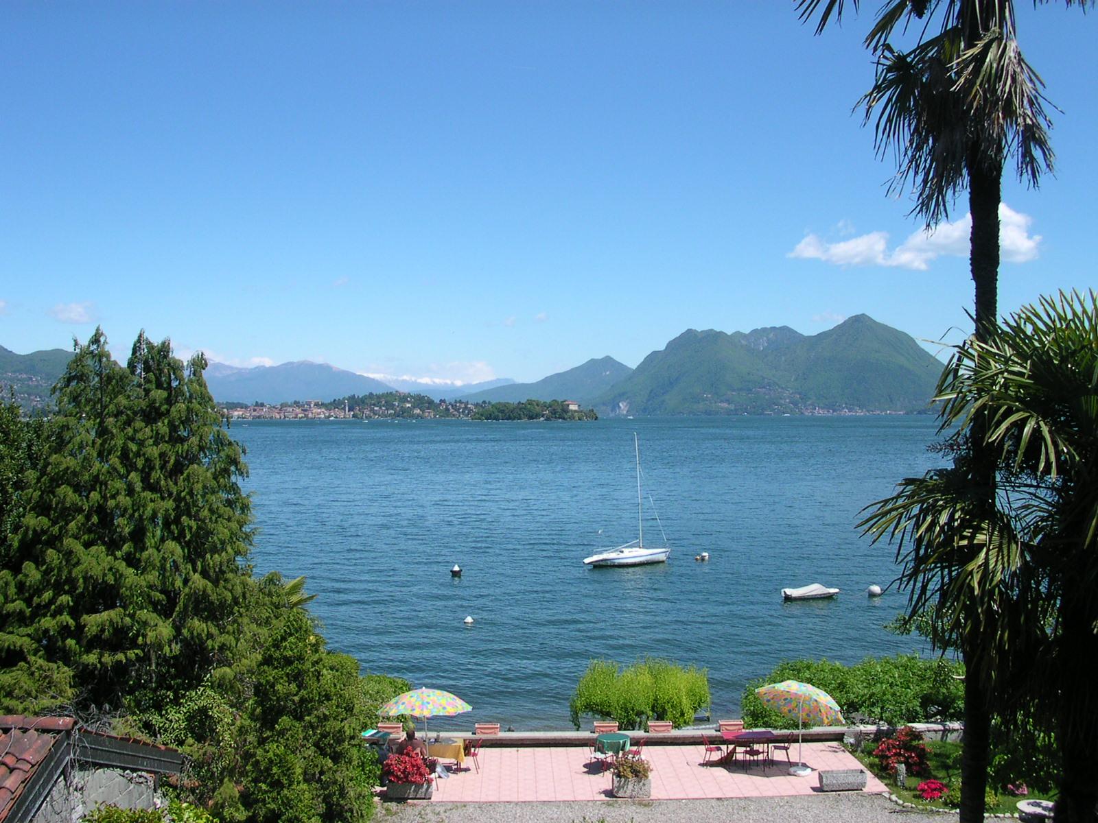 Baveno aan het Lago Maggiore