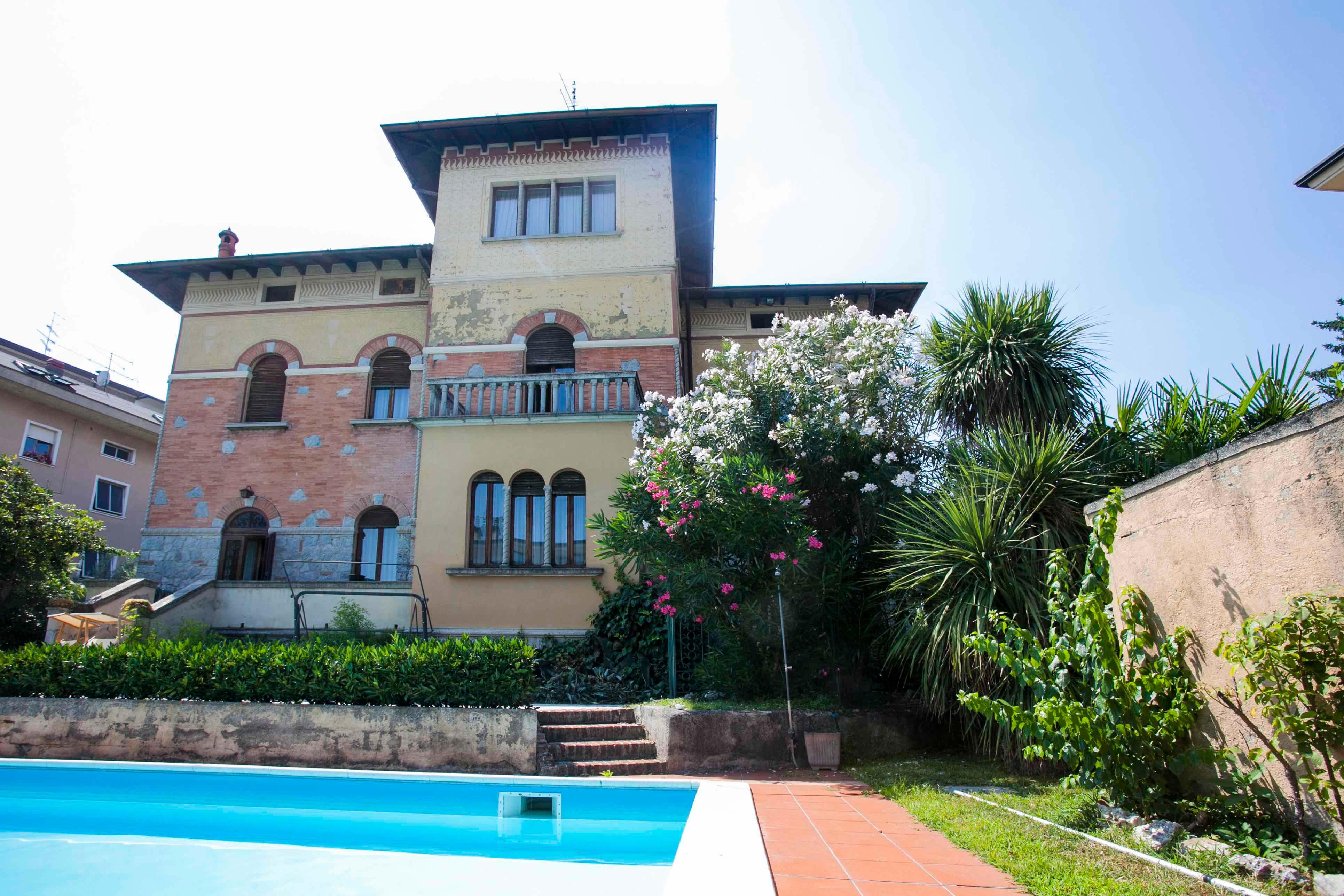 Vakantiehuis Italian Residence lago-Bara Gardameer