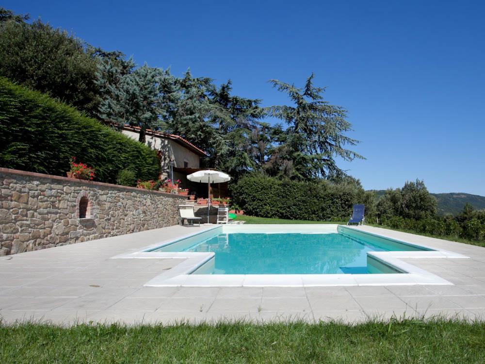 Vakantie villa Toscane Italian Residence verdi-dama