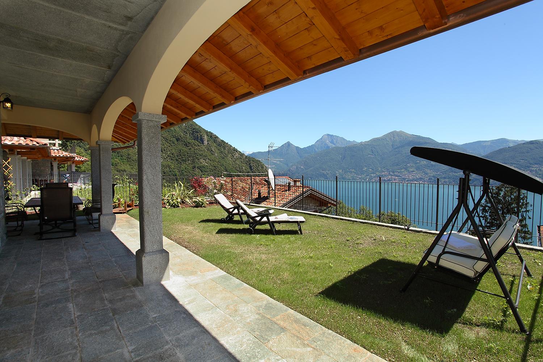 Villa Italian Residence lago-pala