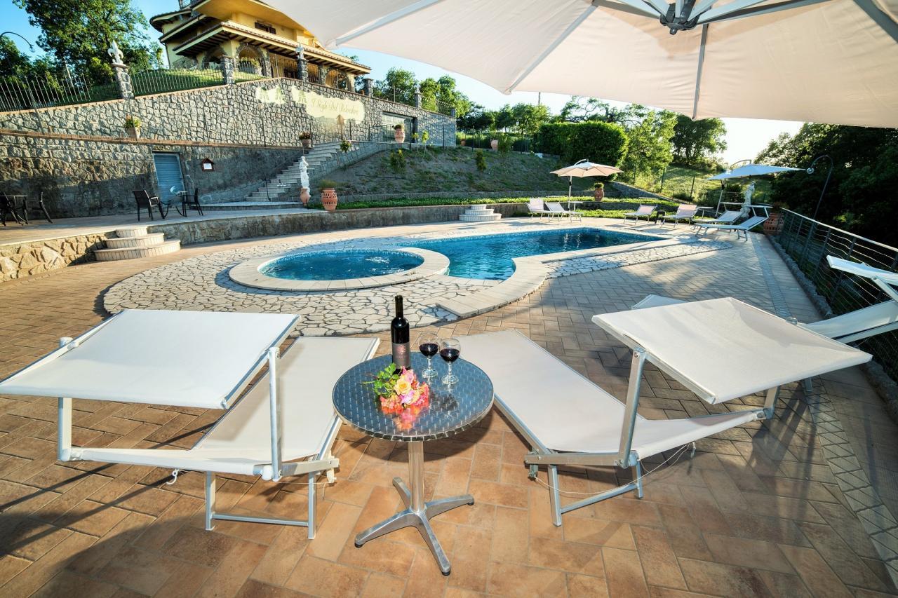 Villa Italian Residence col-lago