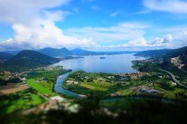 Uitzicht Lago Maggiore