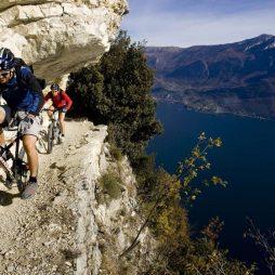 Gardameer fietsen italie