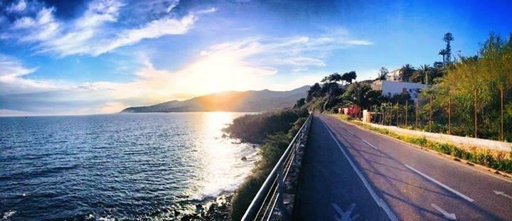 1-fietsen in liguria bloemenriviera Italian Residence