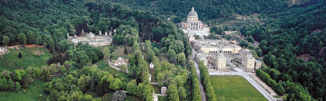 Kasteel Santuario Piemonte
