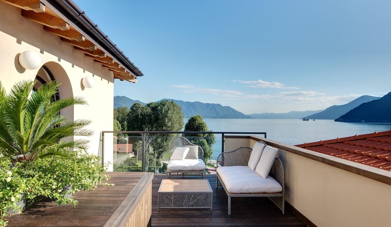 Vakantiehuis Italian Residence Los-Gabe lago maggiore