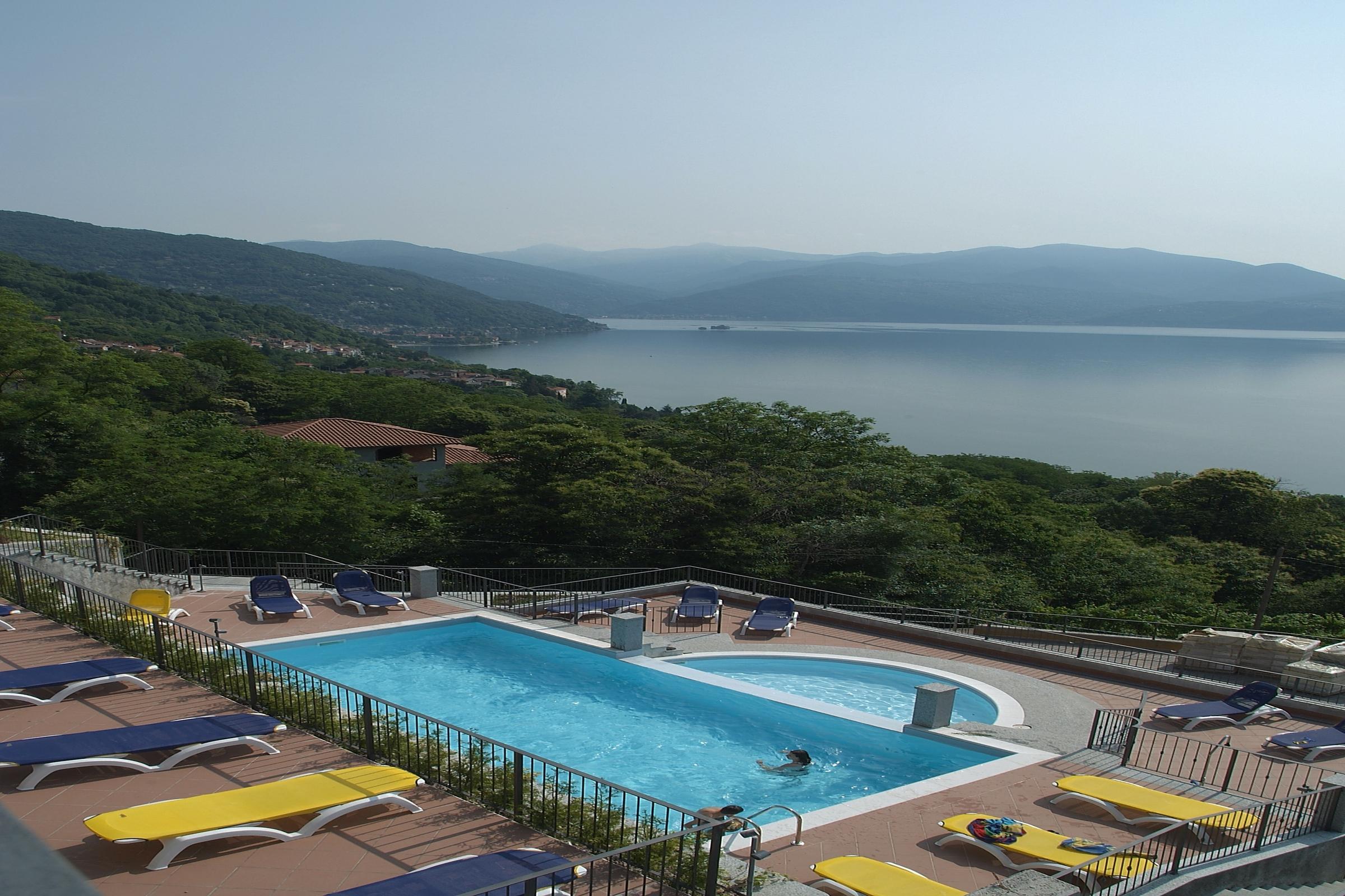 Vakantiehuis Lago Maggiore Italian Residence Lago-Neis