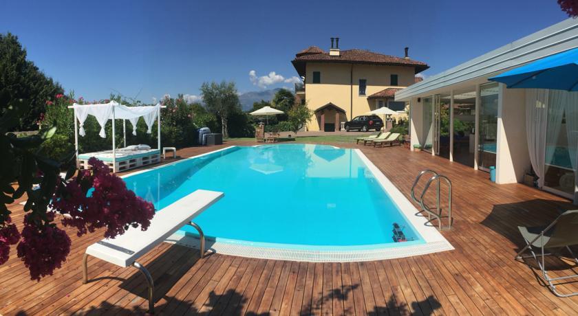 Vakantiehuis Italian Residence Los-Mymo Piemonte