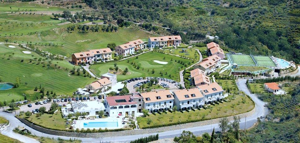 Amber-Astel Vakantiehuizen Ligurie Italian Residence