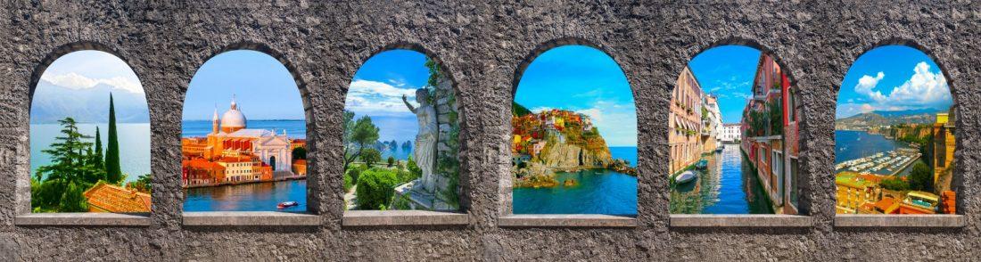 Prachtige dorpen en steden